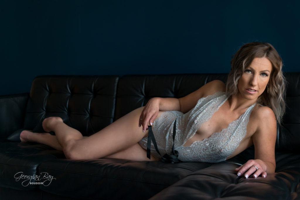 Barrie - beautiful boudoir photography