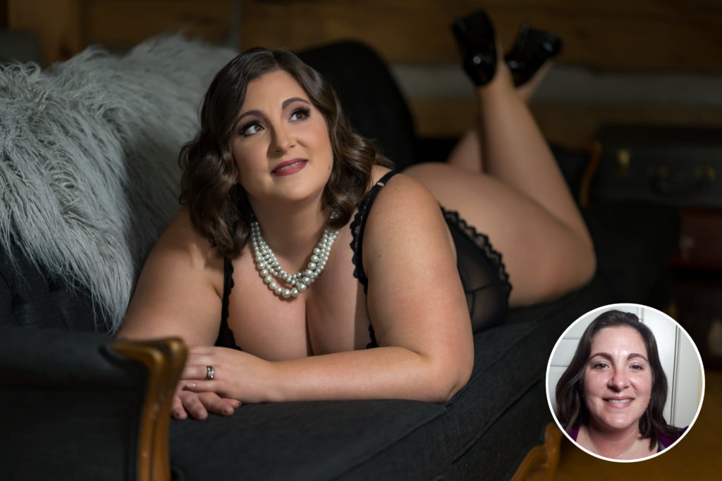 Parry Sound Boudoir Photographer